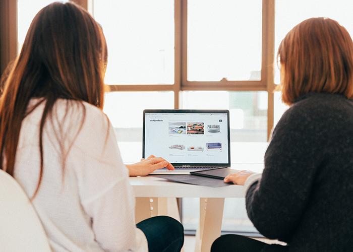 Marketing Services Women Working